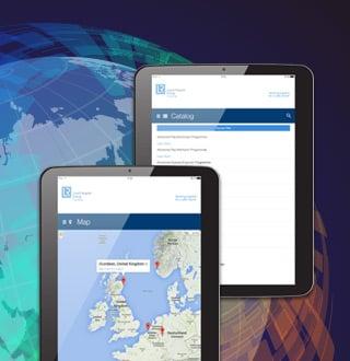 Lloyd's Register Energy Training App