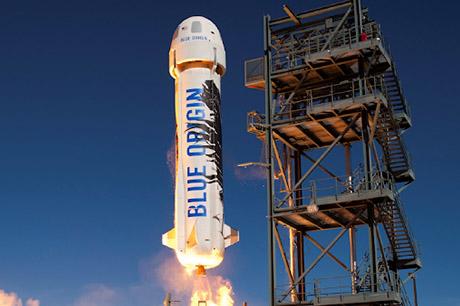 About Blue Origin