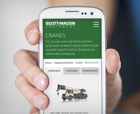 Scott Macon Website