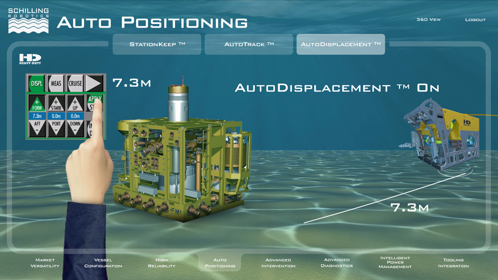 Schilling Robotics manufactures deepwater remotely operated vehicles (ROVs), robotic arms, and custom engineered control systems. To promote all the features of its ROVs, Schilling Robotics came to HexaGroup for an engaging sales tool.